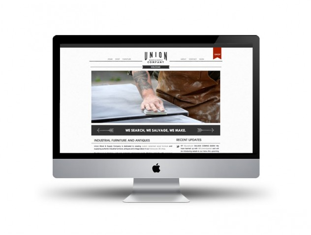 Union-wood-website-design-home