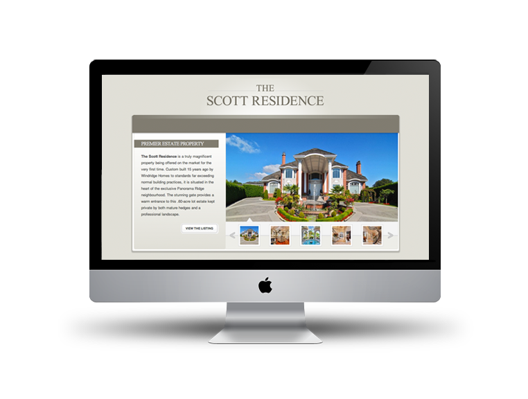 website-design-for-realtors