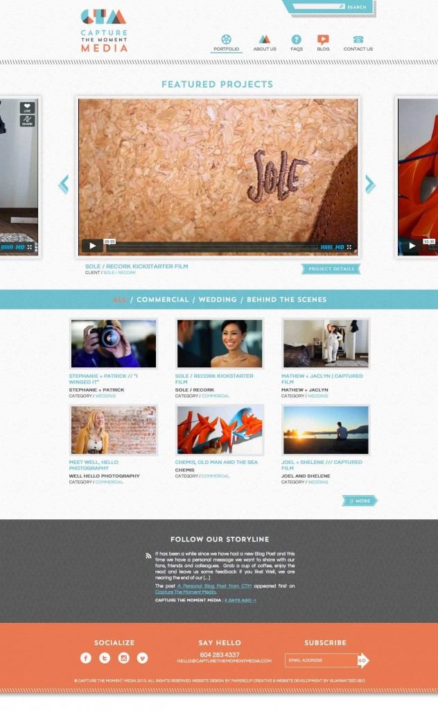 CTM-website-portfolio