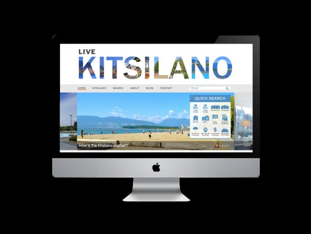 Live-Kitsilano-website